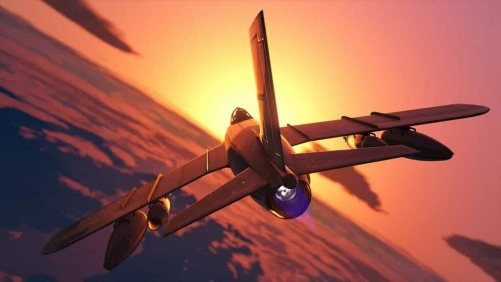 Top 5 Fastest Airplanes GTA Online