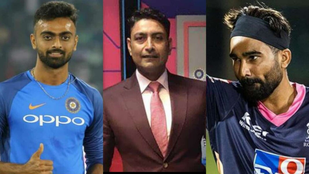 Jaydev Unadkat, Deep Dasgupta and Rahul Tewatia