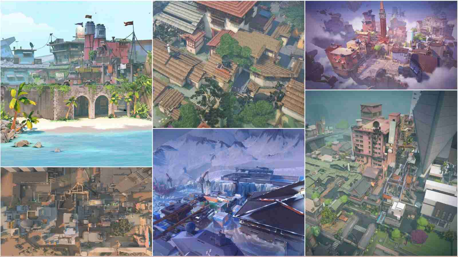 Best Agent for Each Map in Valorant