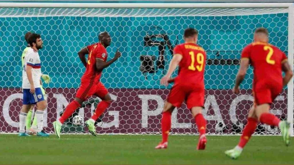 Belgium vs Russia PLayer Rating -  Lukaku and Munier on target as Belgium secures 3-0 win.