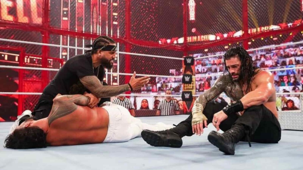 roman reigns hell in a cell