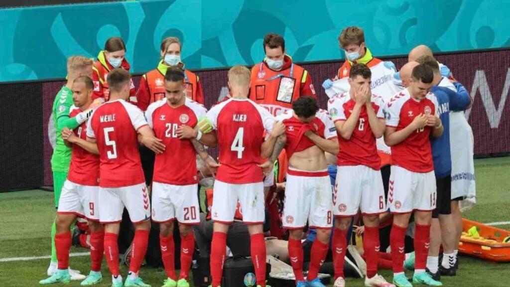 Peter Schmeichel gives insight on Denmark vs Finland restart.