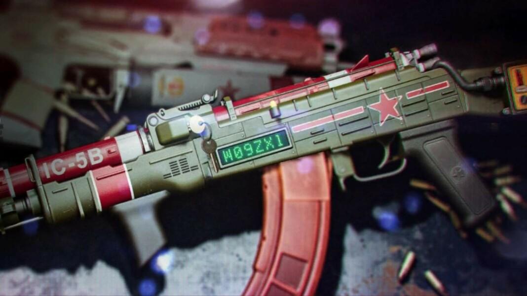 Top 5 Best AK47 Skins in COD Warzone