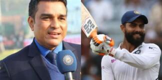 Sanjay Manjrekar and Ravindra Jadeja