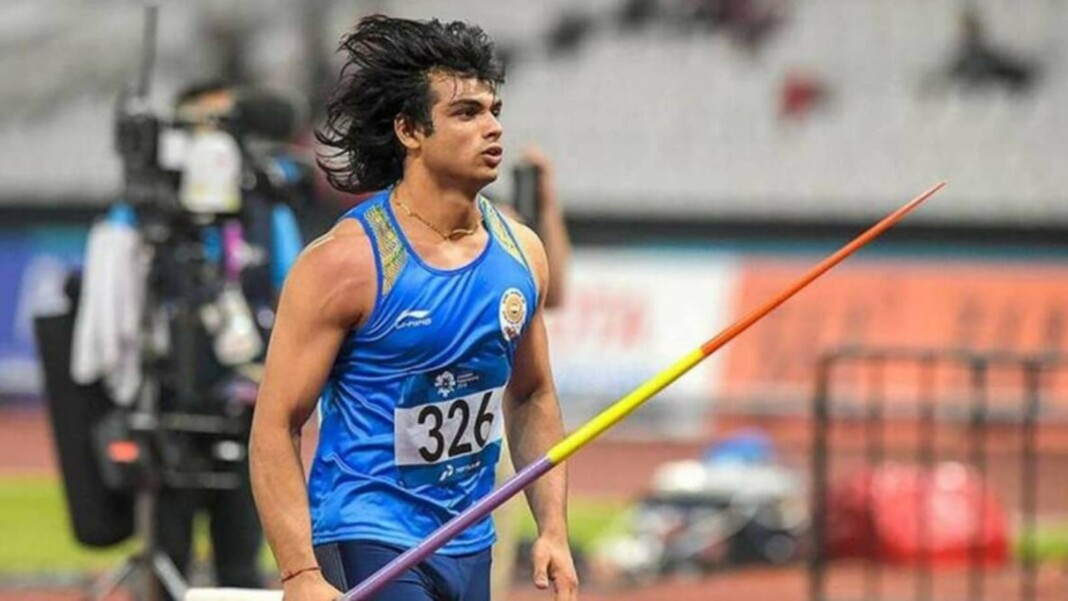 Neeraj Chopra - Top medal prospect for India at Tokyo Olympics
