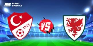 Turkey vs. Wales Live stream