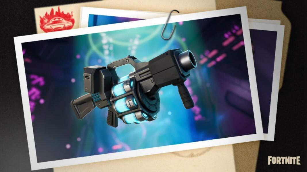 Fortnite Recon Scanner: Season 7 New Weapons