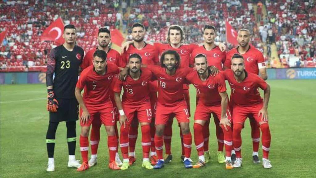 Turkey vs. Wales