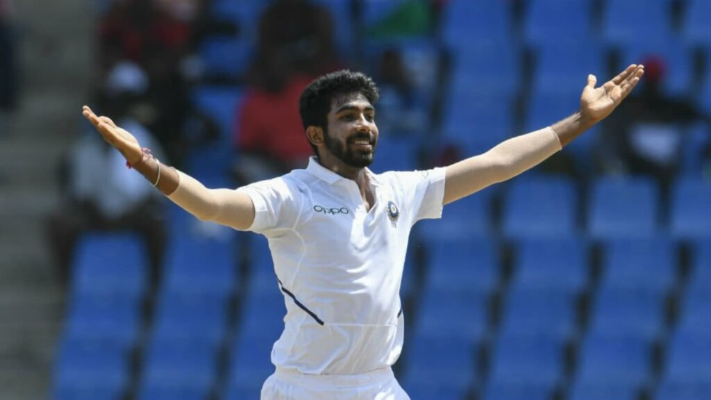 Best WTC bowling performance Bumrah
