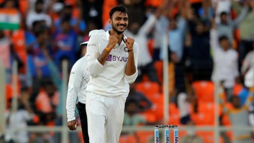Best WTC bowling performance Axar Patel
