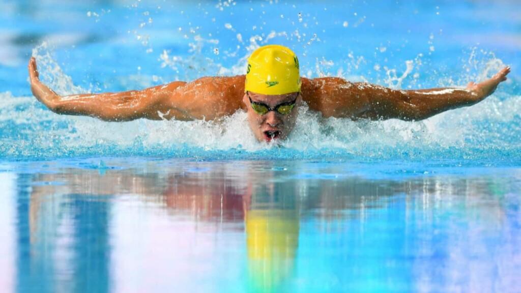 Australian Swimmer