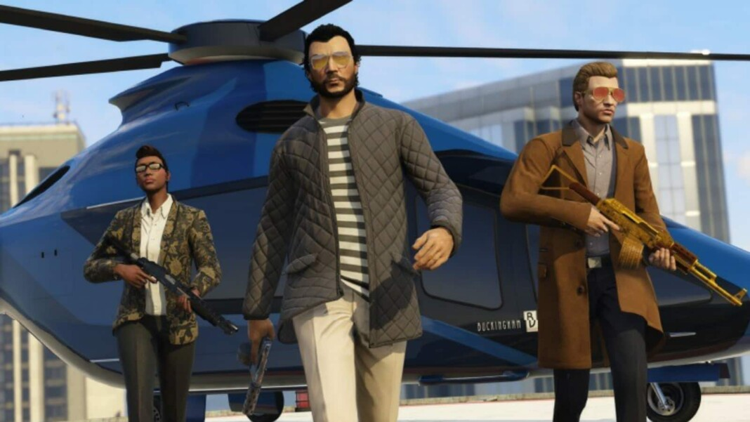 GTA Online Event Week for June 17th 2021