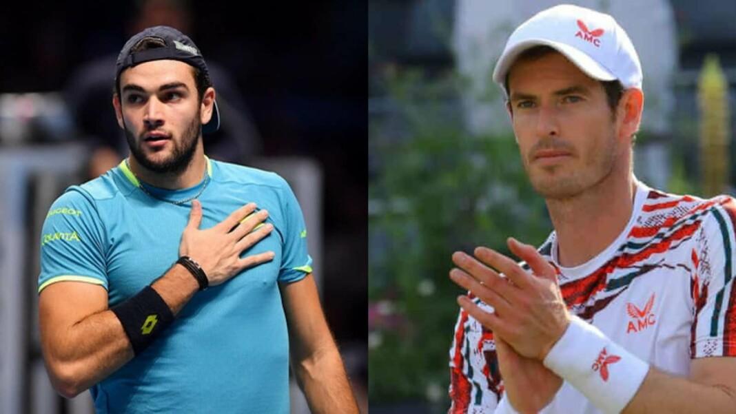 Andy Murray, Matteo Berrettini