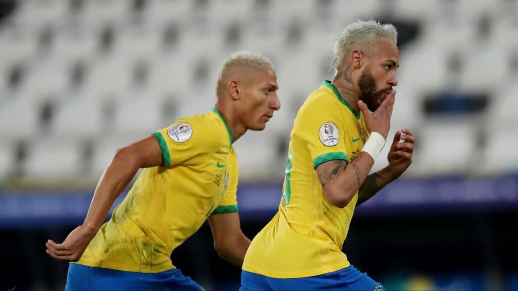 Brazil vs Peru Player Ratings