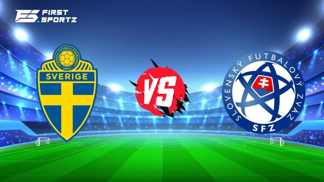 Sweden vs Slovakia Live Stream