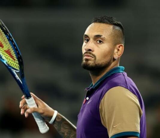 Nick Kyrgios is playing Wimbledon 2021