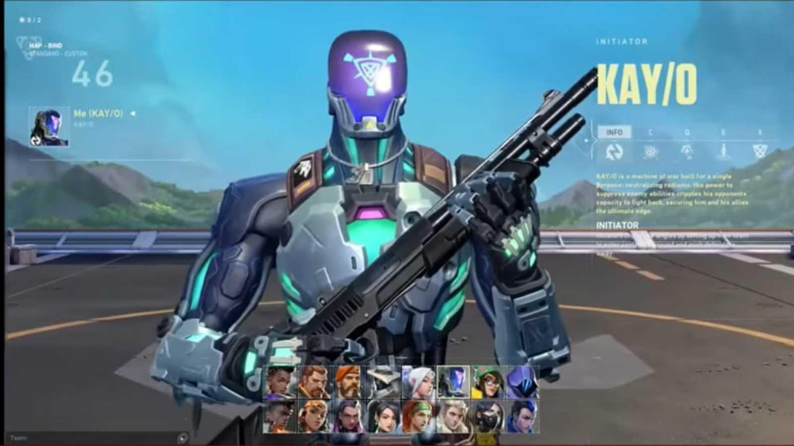 Valorant KAYO Gameplay: New Loading Screen Reveal