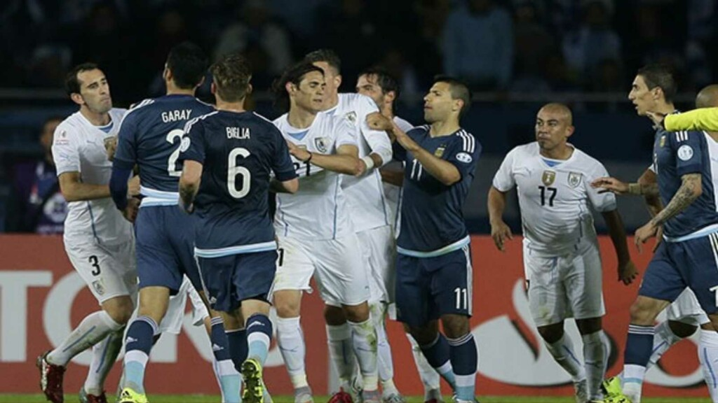 COPA AMERICA 2021: Argentina vs Uruguay LIVE stream