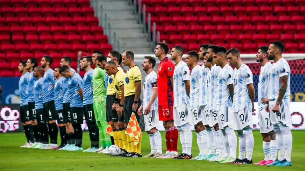 COPA AMERICA 2021: Argentina vs Uruguay Player Ratings