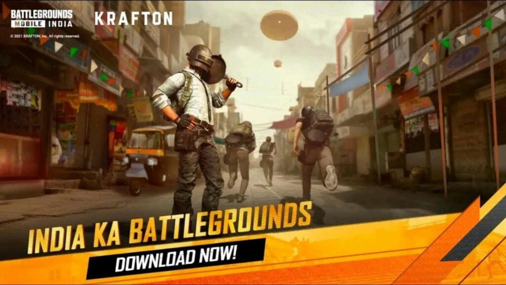Battlegrounds Mobile India Already crossed 5M Downloads
