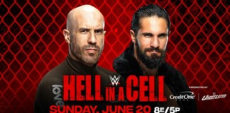 wwe hell in a cell 2021 live results