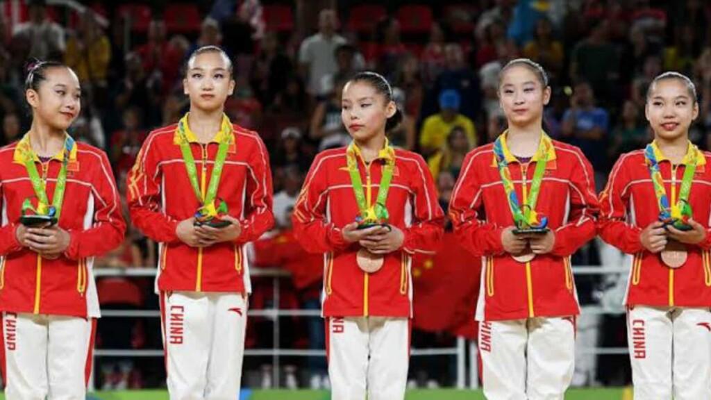 China at the Rio Olympics