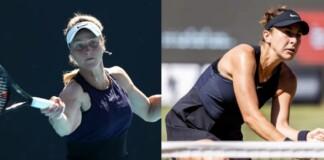Ludmilla Samsonova and Belinda Bencic