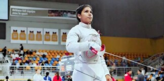 Bhavani Devi qualified for the Tokyo Olympics
