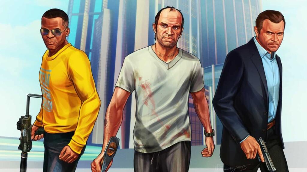GTA 5 Character Abilities Explained