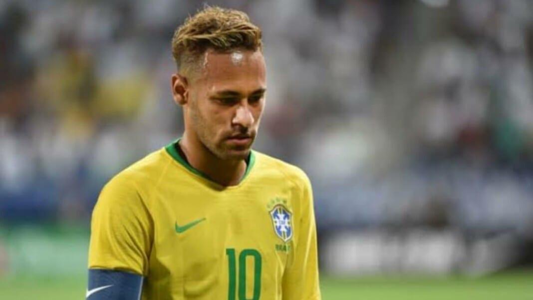 Neymar Jr to miss Tokyo Olympics