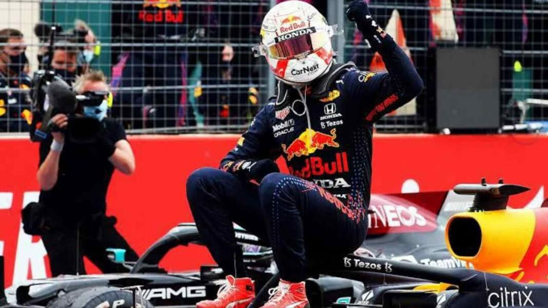 Max Verstappen won the 2021 French GP