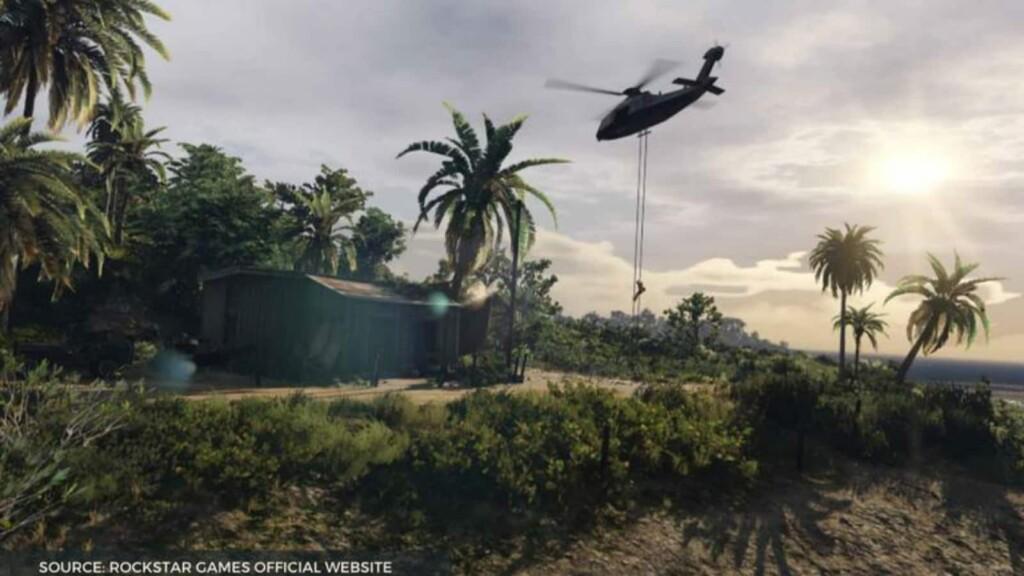 GTA 5 Cayo Perico Heist Explained