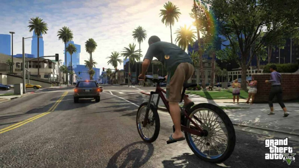 GTA 5 is shutting down for PS3 and Xbox 360