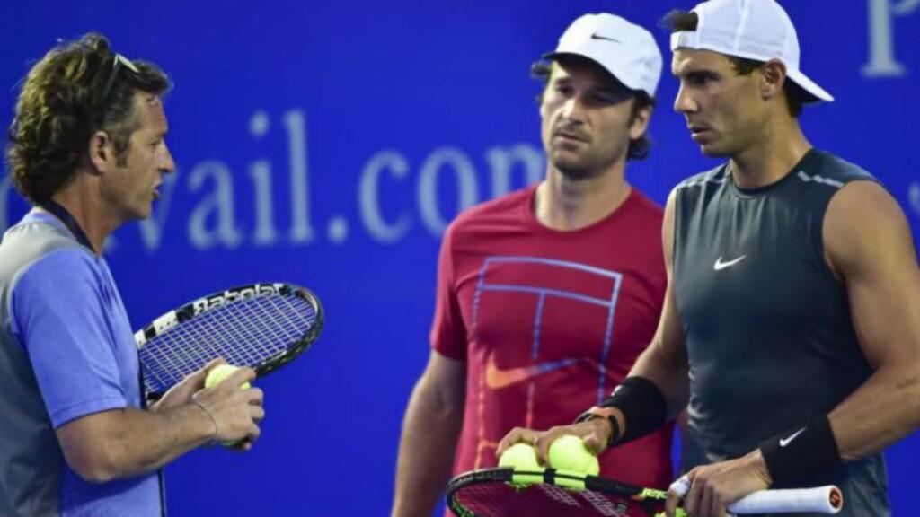 Rafael Nadal's Coach
