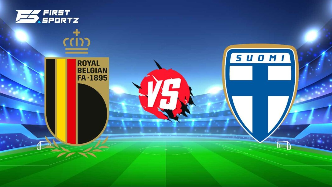 EURO 2020 Belgium Vs Finland Live Stream