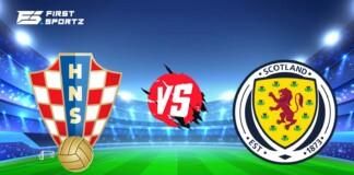 Croatia vs Scotland Predictions