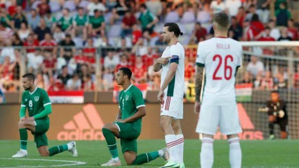Euro 2020 Hungary not taking knee