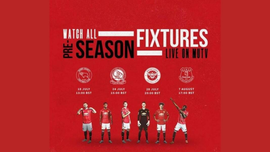 Manchester United pre-season