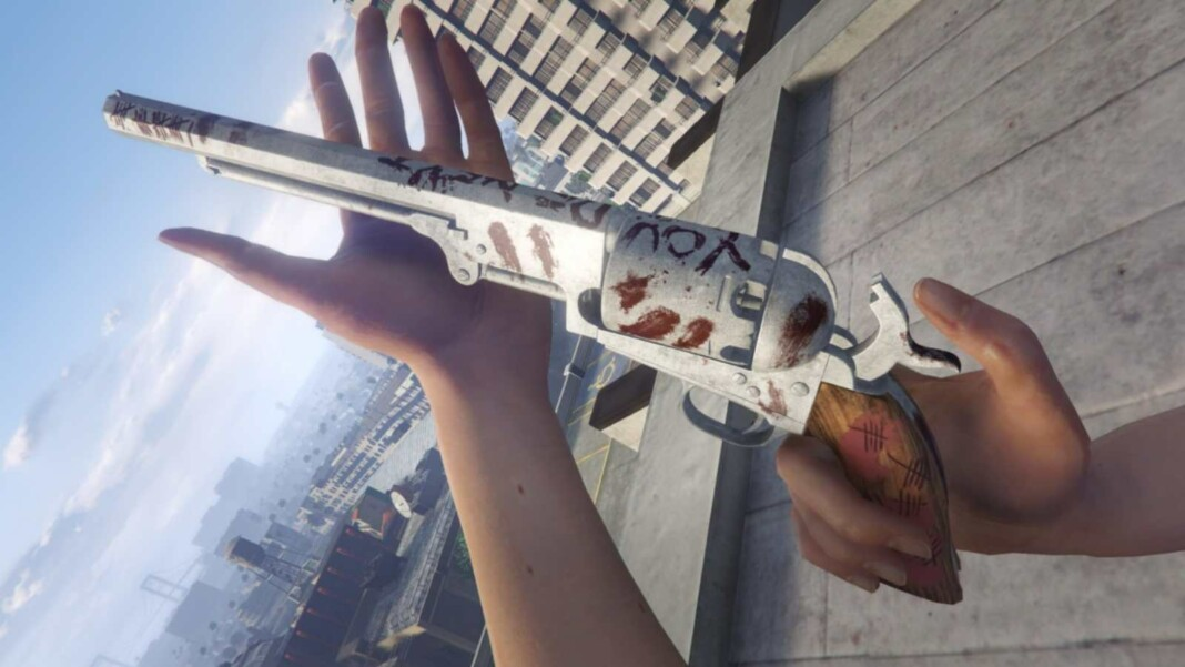 How to get the Navy revolver in GTA 5: