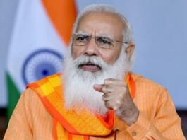 Narendra Modi wishes the Indian Tokyo Paralympics Contingent