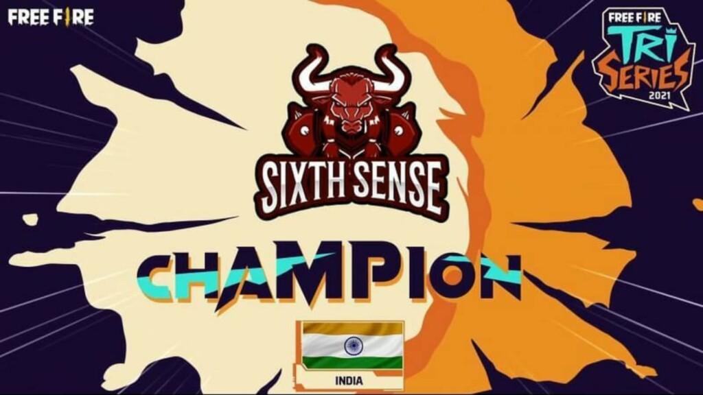 sixth sense free fire esports