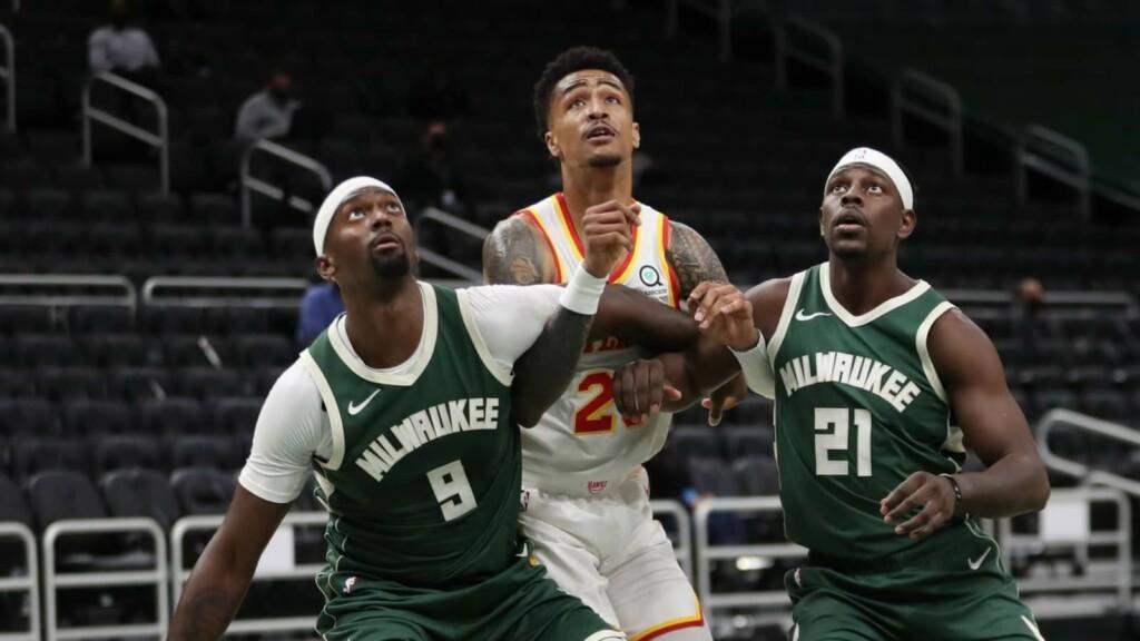 Atlanta Hawks vs Milwaukee Bucks Live Stream