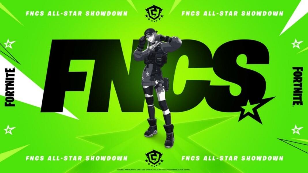 Fortnite All-Star Showdown