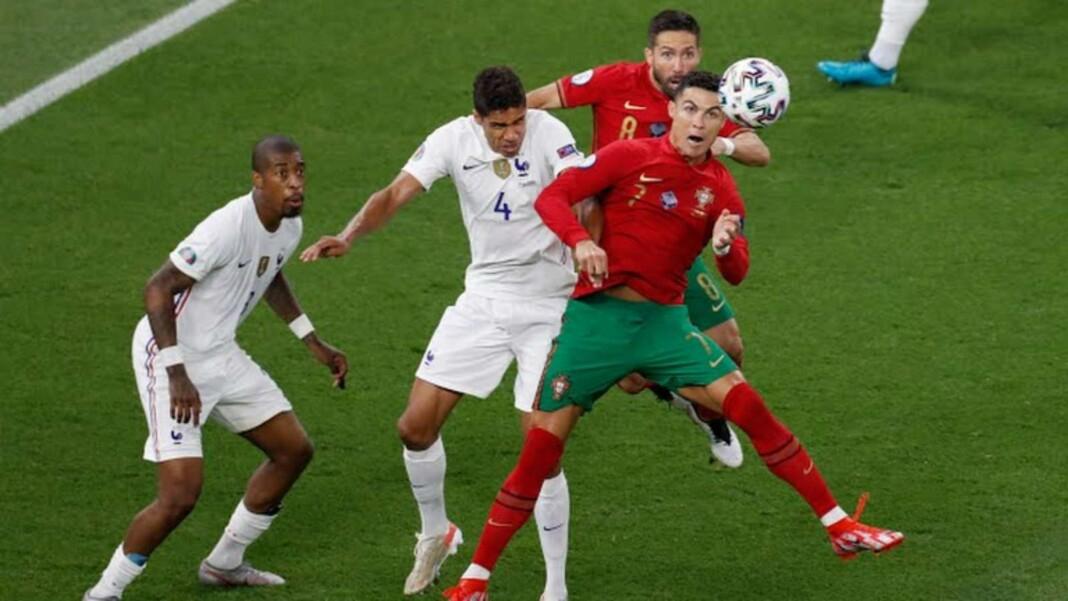 Euro 2020 Portugal Vs France Player Ratings