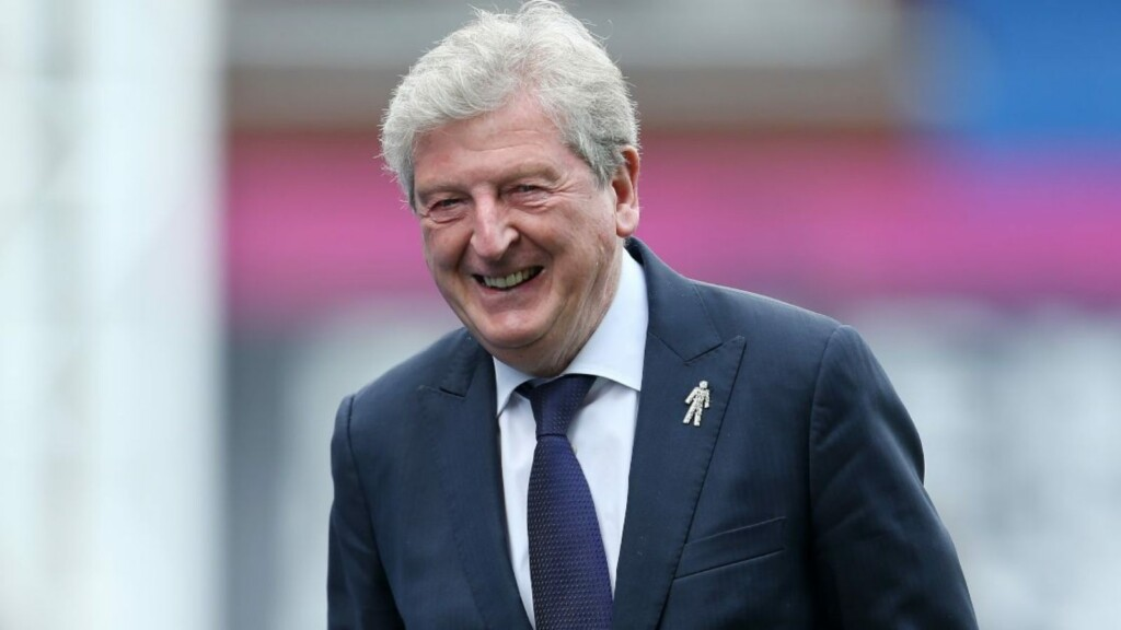 Roy Hodgson stepped down after 3 years in charge of Crystal palace