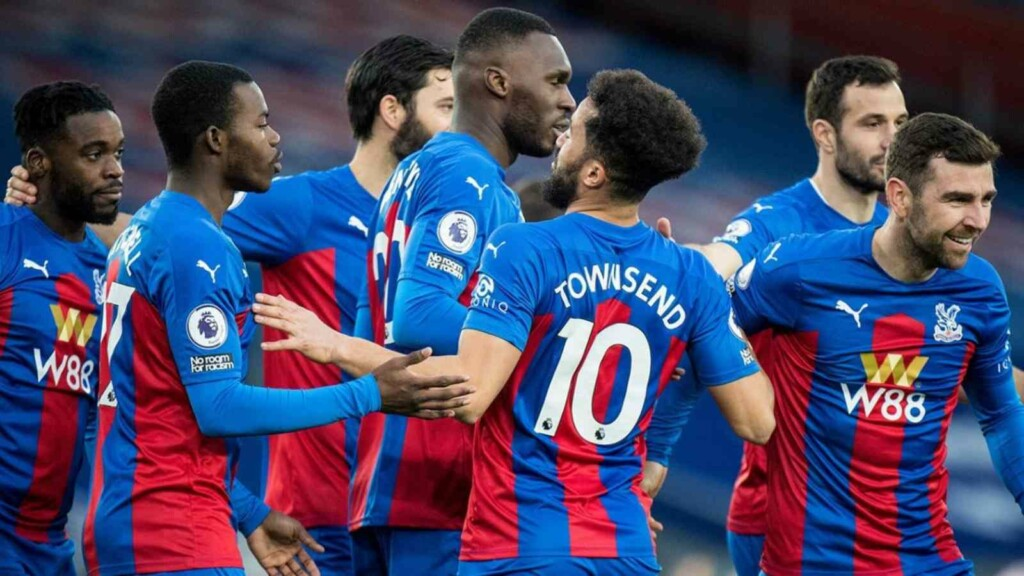 Crystal Palace finished 14th in this season's Premier League