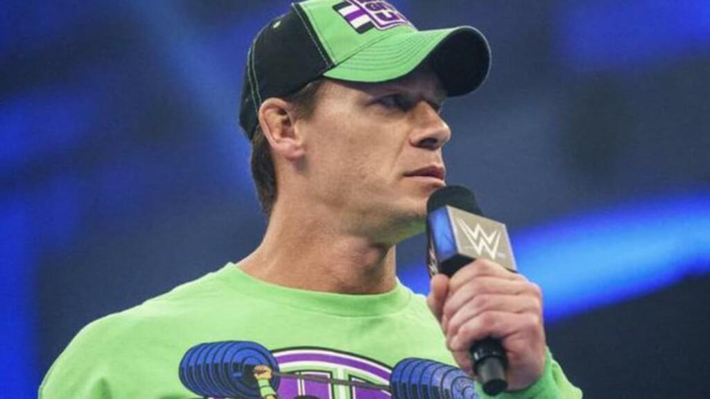 John Cena confirms his return to the WWE