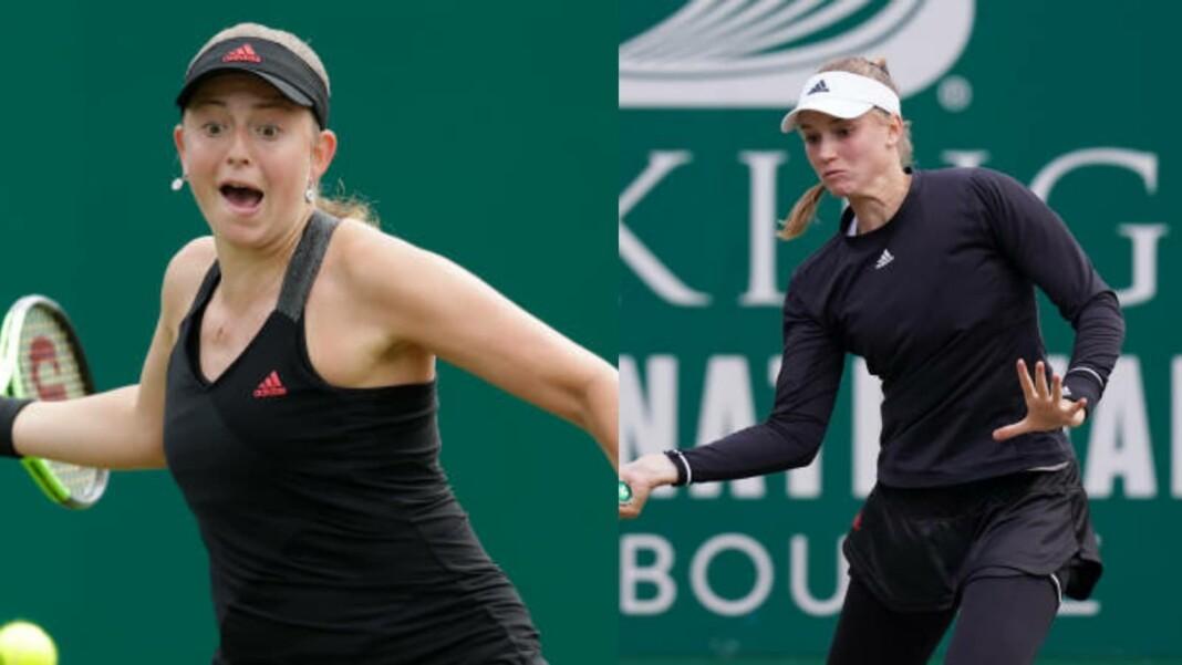 Jelena Ostapenko vs Elena Rybakina
