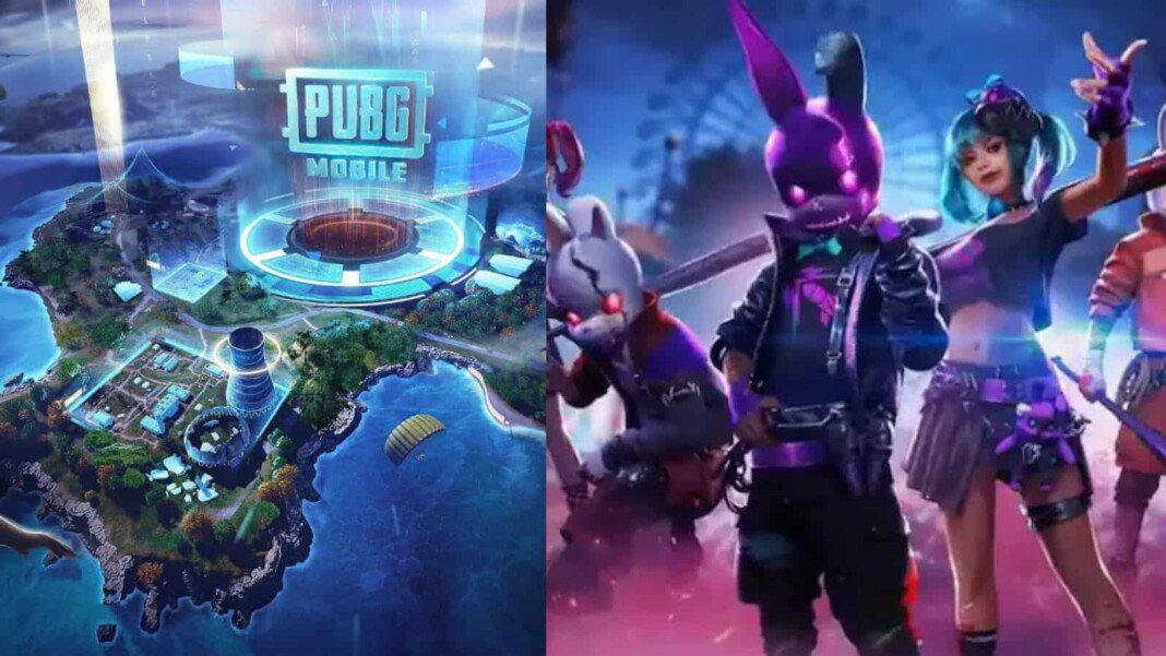 ESports game of the year 2021: PUBG Mobile and Free Fire gets nominated