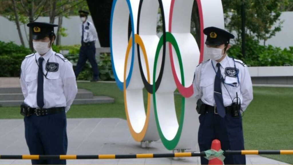 Tokyo Olympics 2020: Authorities helping to avoid the spread of covid